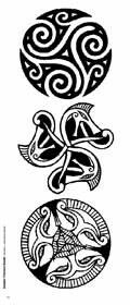 Tatouages Celtes en vrac Dff75210