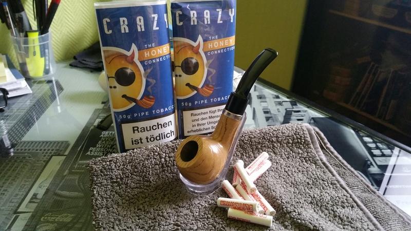 4 petits lots pipes et tabacs ! Mise à jour baisse du prix !! Fini !! - Page 2 20160920