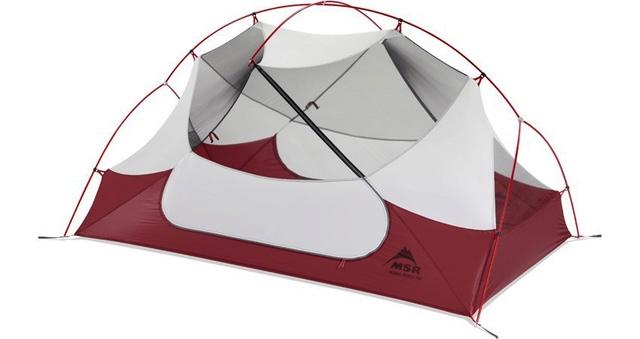 Tente pour le bivouac Msr-hu10