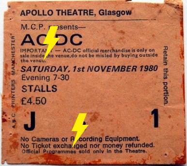 1980 / 11 / 01 - UK, Glasgow, Apollo Theatre 01_11_10