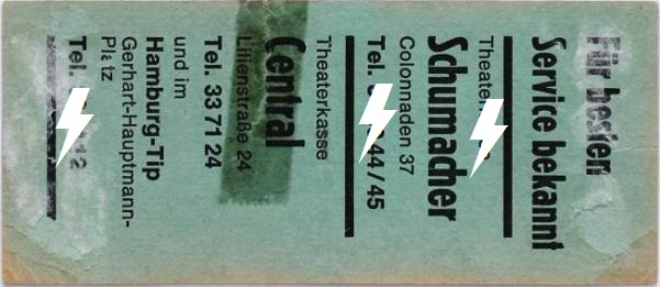 1977 / 10 / 04 - GER, Hamburg, Markthalle 04_10_11