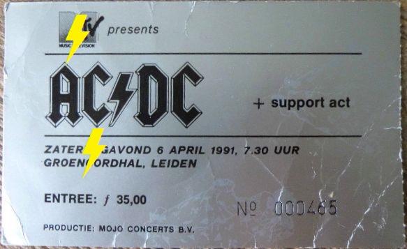 1991 / 04 / 06 - HOL, Leiden, Groenoordhal 06_04_10