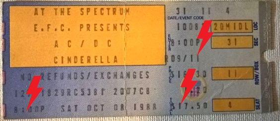 1988 / 10 / 08 - USA, Philadelphia, Spectrum Arena 08_10_10