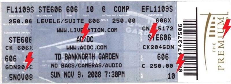 2008 / 11 / 09 - USA, Boston, TD Banknorth Garden 09_11_10