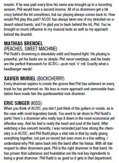 Modern Drummer magazine - May 2010 10459810