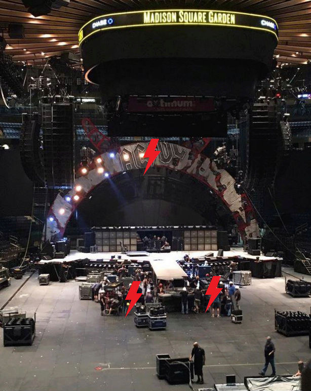 2016 / 09 / 14 - USA, New York, Madison Square Garden 120