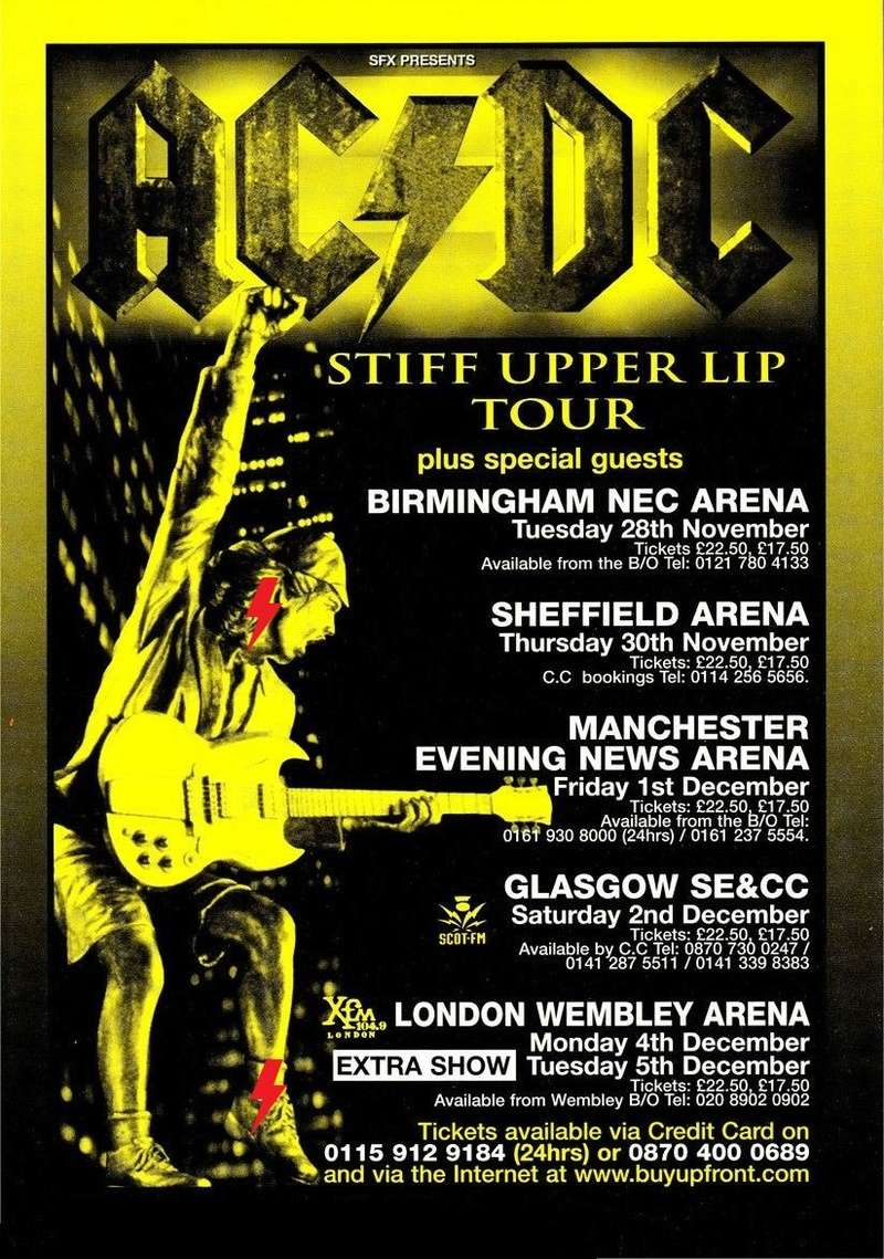 2000 / 12 / 04 - UK, London, Wembley Arena 121