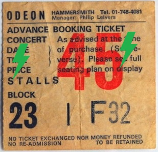 1978 / 11 / 15 - UK, London, Hammersmith Odeon 15_11_10
