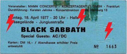 1977 / 04 / 18 - GER, Hamburg, Ernst Merck Halle 18_04_10