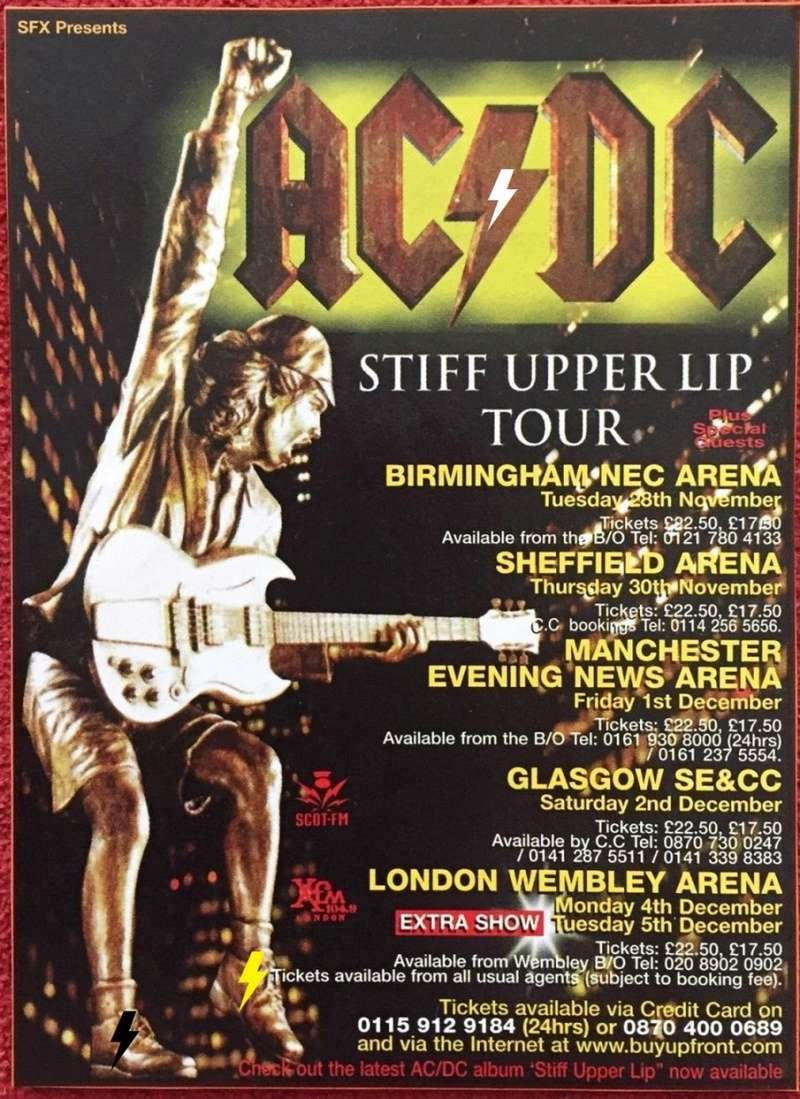 2000 / 12 / 04 - UK, London, Wembley Arena 219