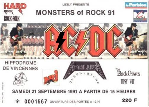 1991 / 09 / 21 - FRA, Paris, Hippodrome de Vincennes 21_09_10