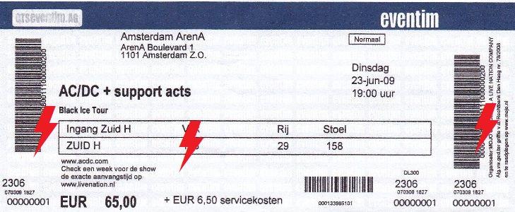 2009 / 06 / 23 - HOL, Amsterdam, Amsterdam Arena 23_06_10