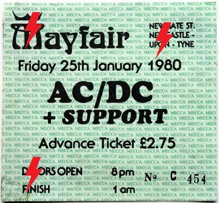 1980 / 01 / 25 - UK, Newcastle, Mayfair Ballroom 25_01_10