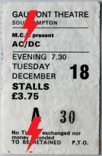 1980 / 01 / 27 - UK, Southampton, Gaumont Theatre 27_01_10