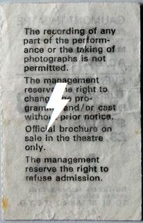 1980 / 01 / 27 - UK, Southampton, Gaumont Theatre 27_01_11