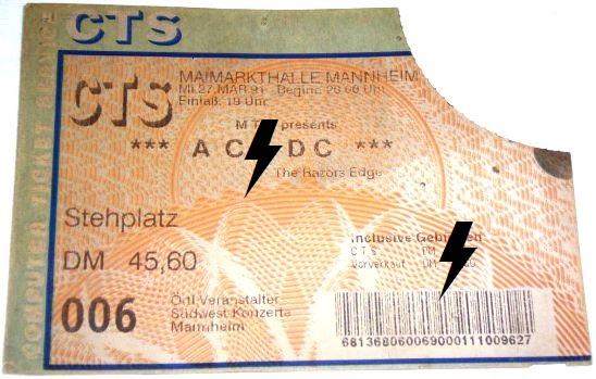 1991 / 03 / 27 - GER, Mannheim, Maimarkthalle 27_03_10