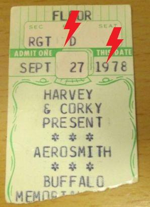 1978 / 09 / 27 - USA, Buffalo, Memorial Auditorium 27_09_10