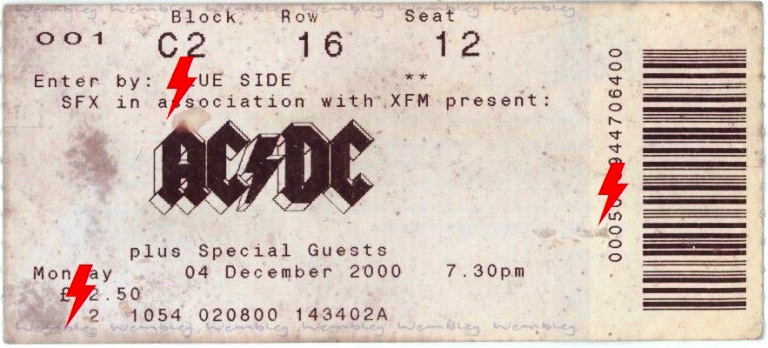 2000 / 12 / 04 - UK, London, Wembley Arena 315