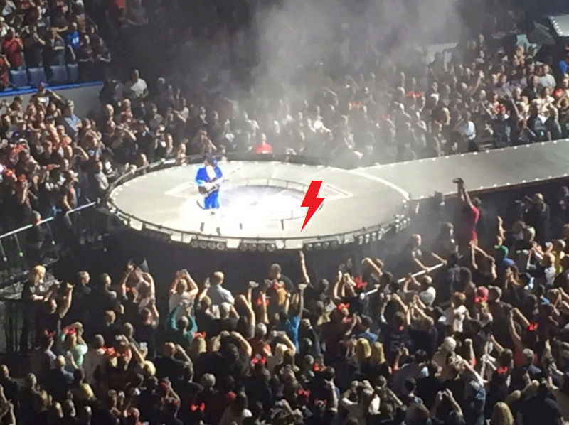 2016 / 09 / 11 - USA, Buffalo, First Niagara Center 710