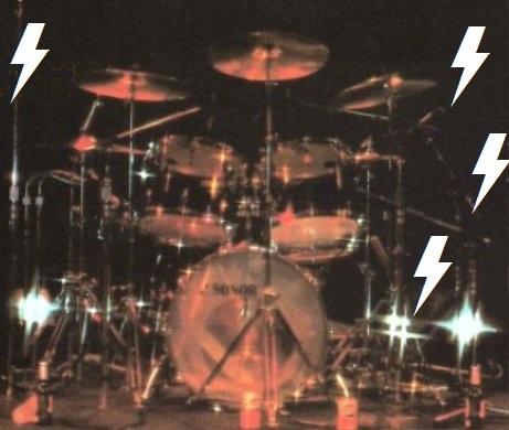 Sonor drums Mlp4ya10