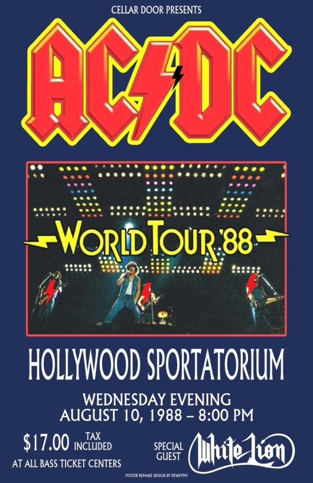 1988 / 08 / 10 - USA, Hollywood, Sportatorium Tumblr11
