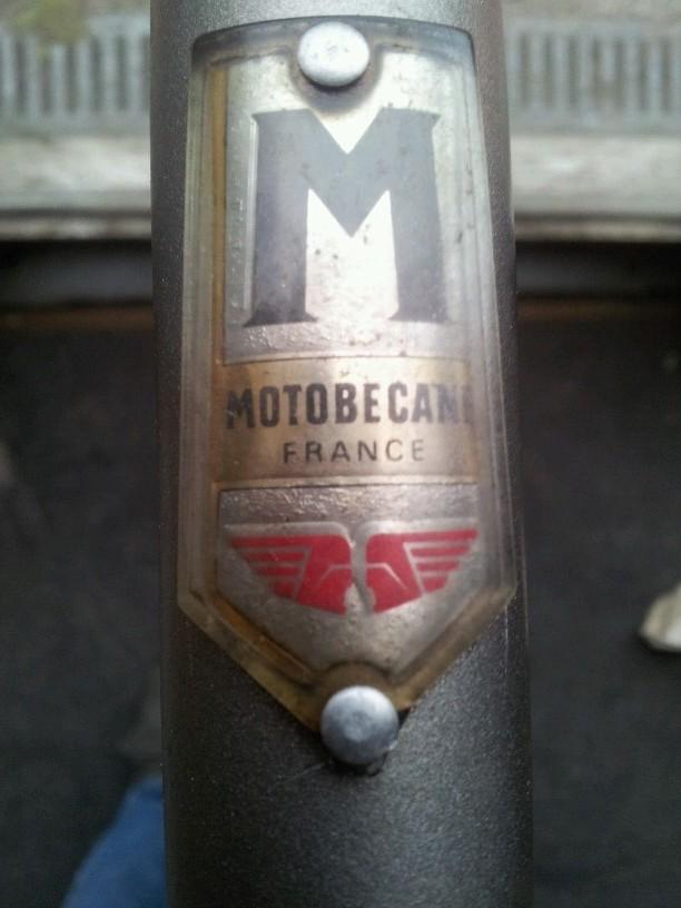 MOTOBECANE C2 de 1976 1710