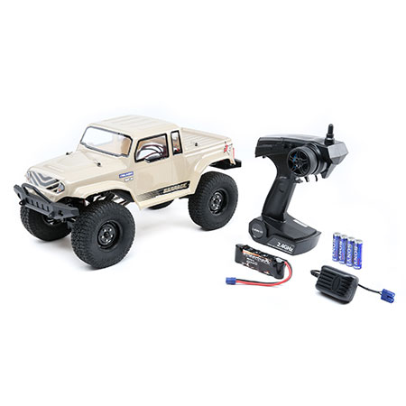 ECX 1.9 4WD Barrage 211