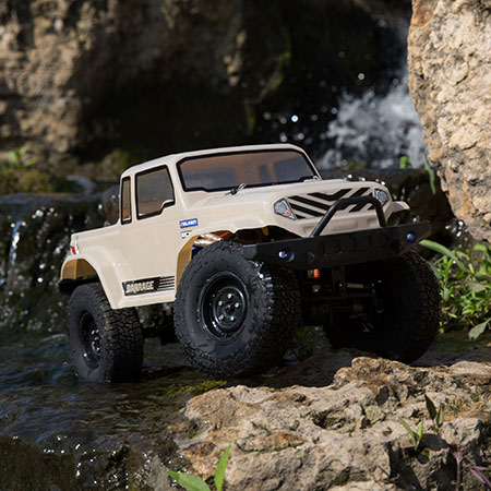 ECX 1.9 4WD Barrage 411