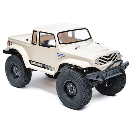 ECX 1.9 4WD Barrage Ecx01010