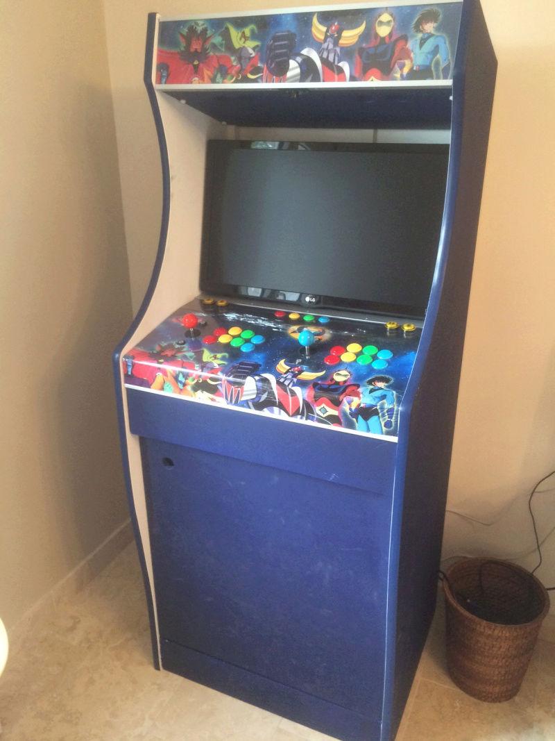 Projet de borne d'arcade sur le thème de Goldorak - Page 3 Img_0112