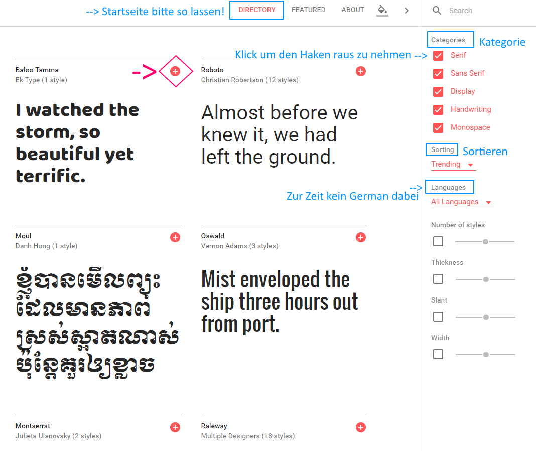 [Tutorial] Google Web-Fonts verwenden 2.0 910