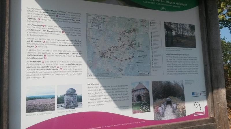 Tagestour in die Lüneburger Heide 10.09.2016 20160914