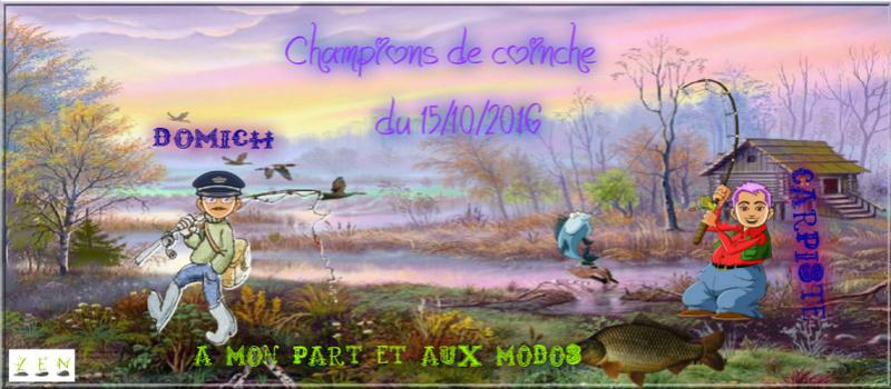 CARPISTE37300 ET DOMICH GAGNANTS DU TOURNOI DU 15 OCTOBRE Carpis10