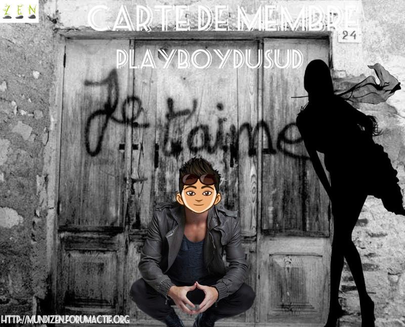 PLAYBOYDUSUD CARTE DE MEMBRE Playbo10