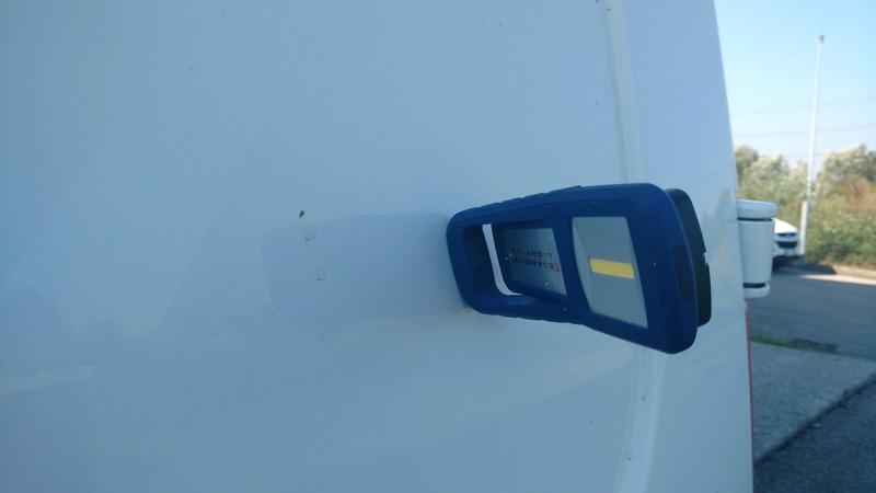 Consiglio illuminazione auto bianca 14733210