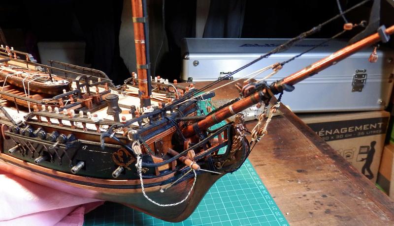 La Flore - 1/84 - base kit Constructo P9090010