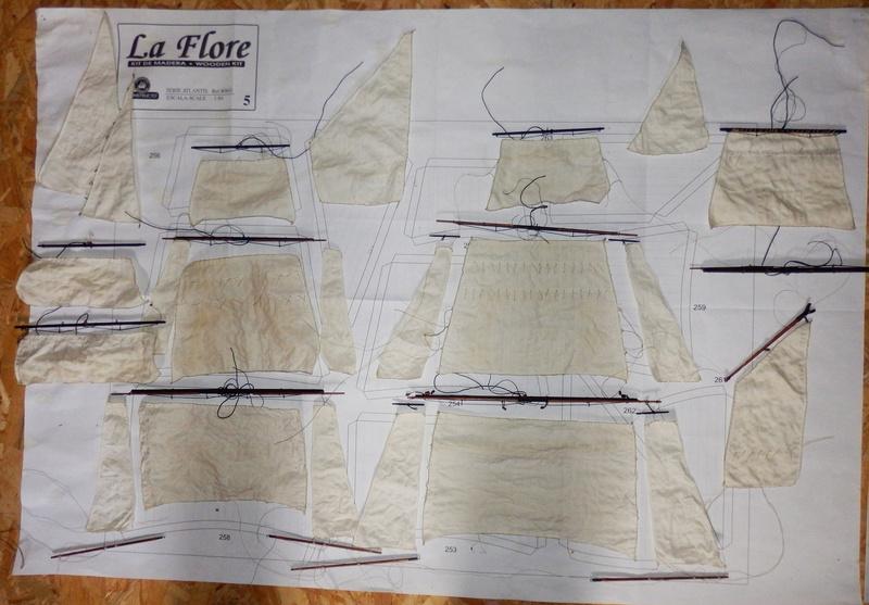 La Flore - 1/84 - base kit Constructo P9140011