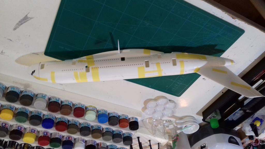 [Heller 1/125] Airbus A380M 20160910
