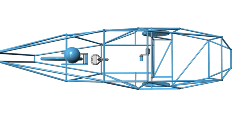 Projet velomobile-trike- open source T1a10