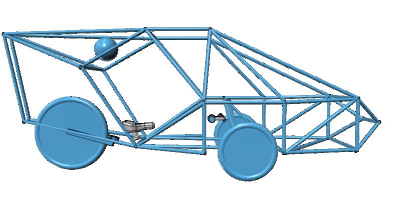 Projet velomobile-trike- open source T1b10