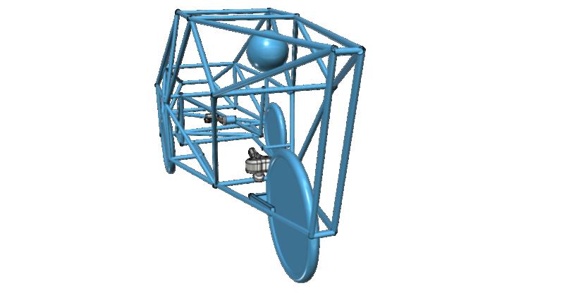 Projet velomobile-trike- open source T1d10