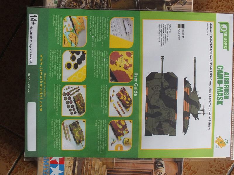 "Sherman M4A3E8 Tamiya réf. 35346 Déco Fury avec Kit Verlinden ""Fury"" Dscf0327"