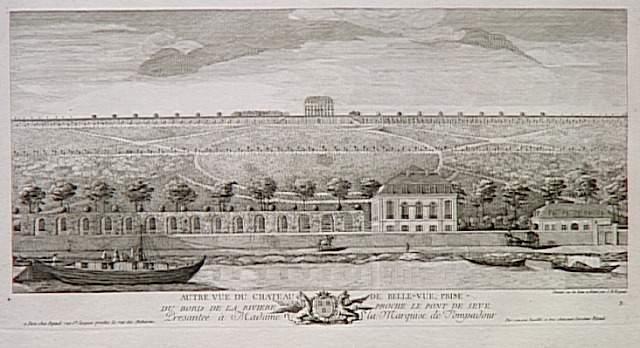 Le château de Bellevue et le Hameau de Mesdames Bellev11
