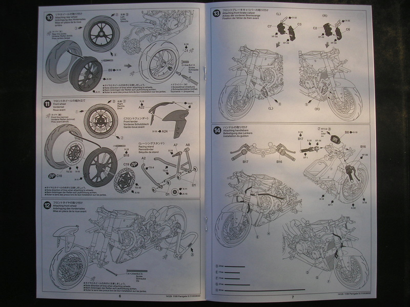 [TAMIYA] DUCATI 1199 PANIGALE S 1/12ème Réf 14129 Ducati52