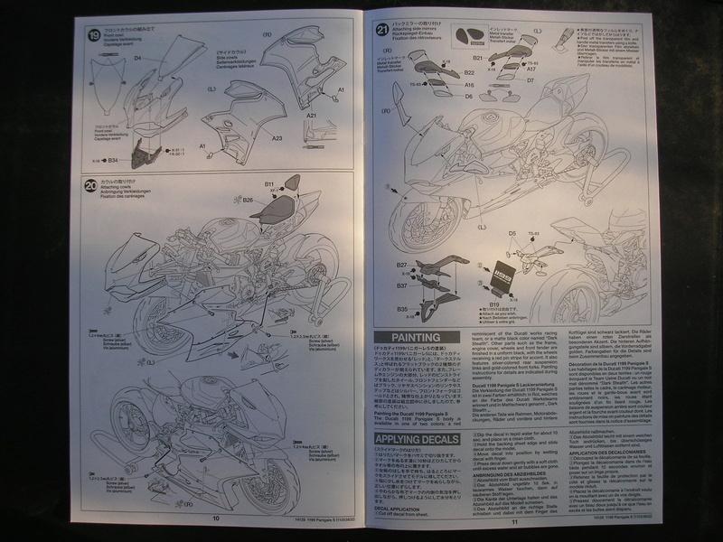 [TAMIYA] DUCATI 1199 PANIGALE S 1/12ème Réf 14129 Ducati54
