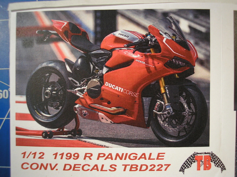 [TAMIYA] DUCATI 1199 PANIGALE S 1/12ème Réf 14129 Ducati67