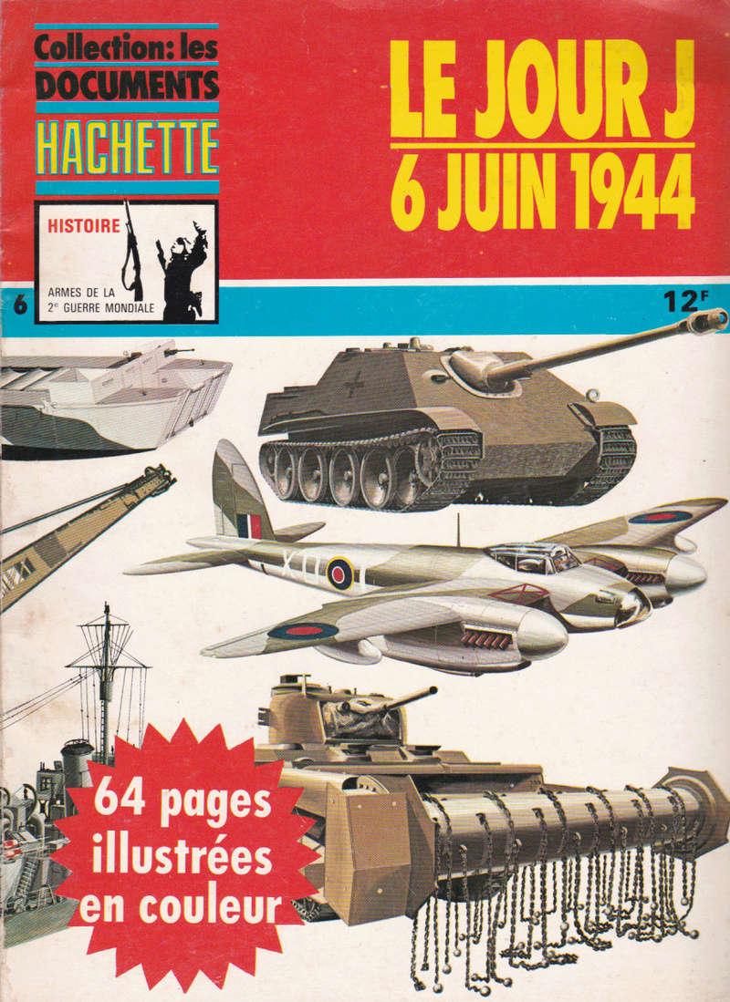 [HACHETTE COLLECTION] Collection : les documents, LE JOUR J 6 JUIN 1944 Jour_j14