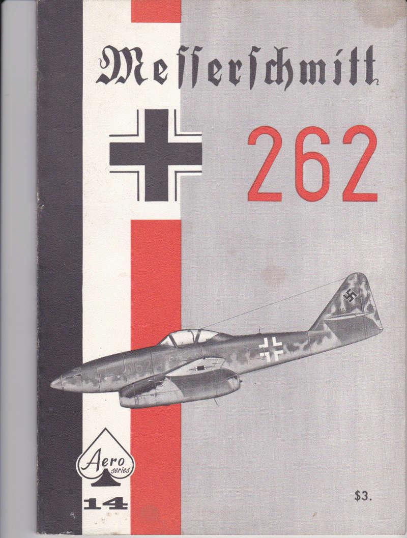 [AERO SERIES] - 1967 - MESSERSCHMITT ME262 Me262_19