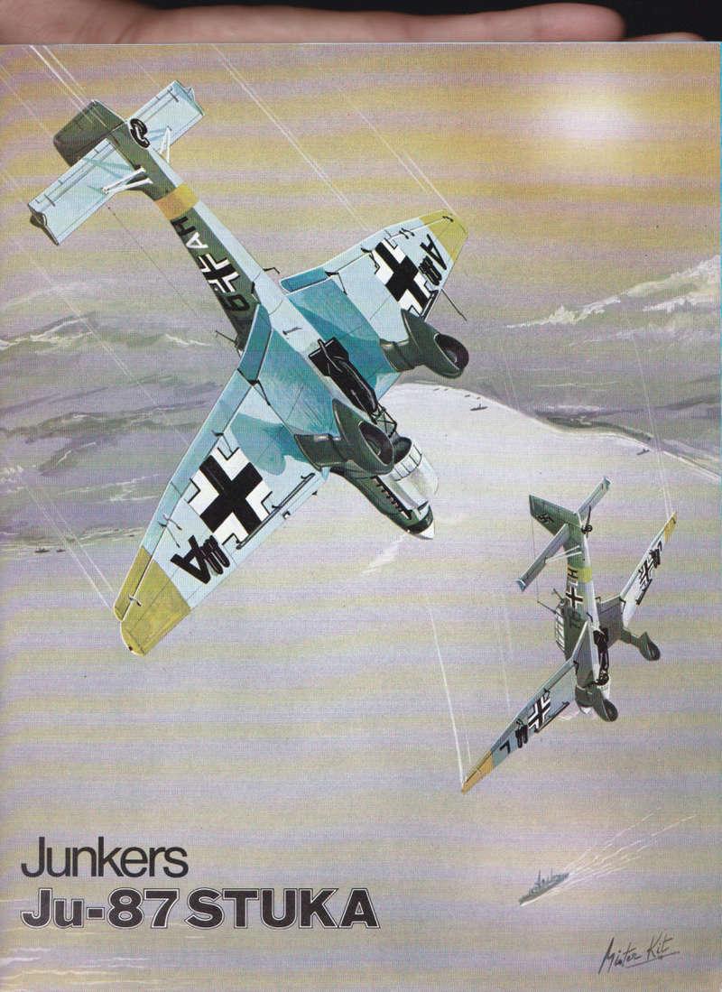 "[EDITIONS ATLAS] - 1979 - JUNKERS Ju87 ""STUKA"" Stuka_12"