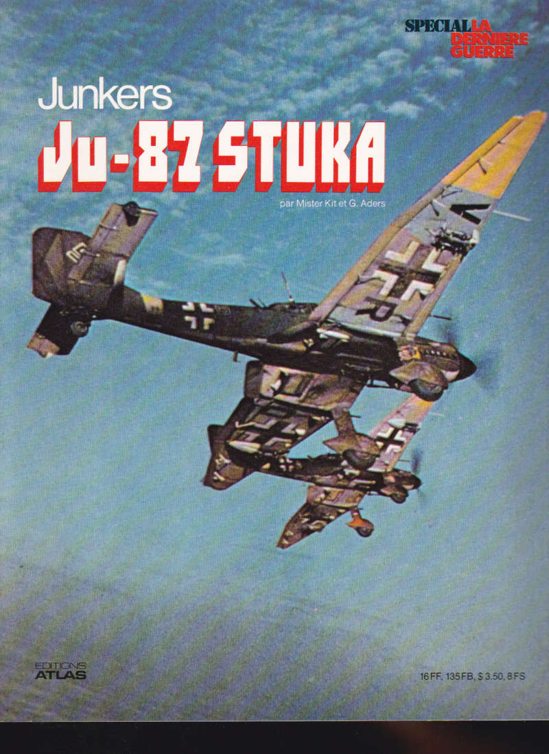 "[EDITIONS ATLAS] - 1979 - JUNKERS Ju87 ""STUKA"" Stuka_13"